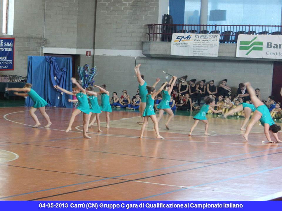 04-05-2013 Carrù (CN) Gruppo C gara di Qualificazione al Campionato Italiano