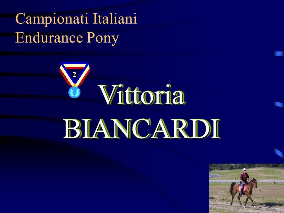 Campionati Italiani Endurance Pony