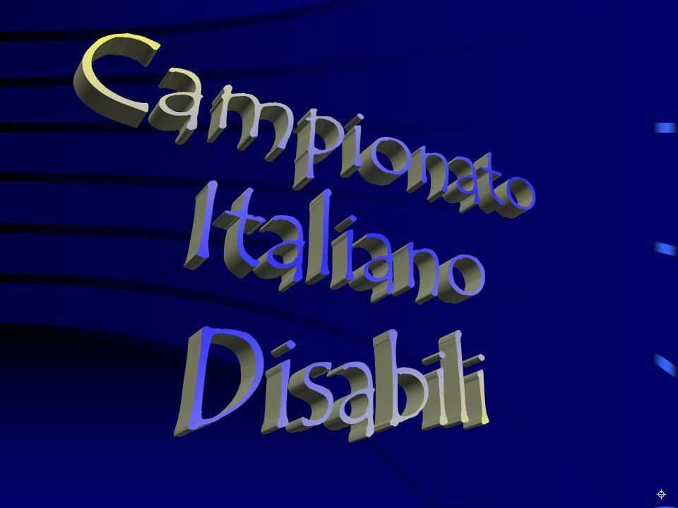 Campionato Italiano Disabili ±