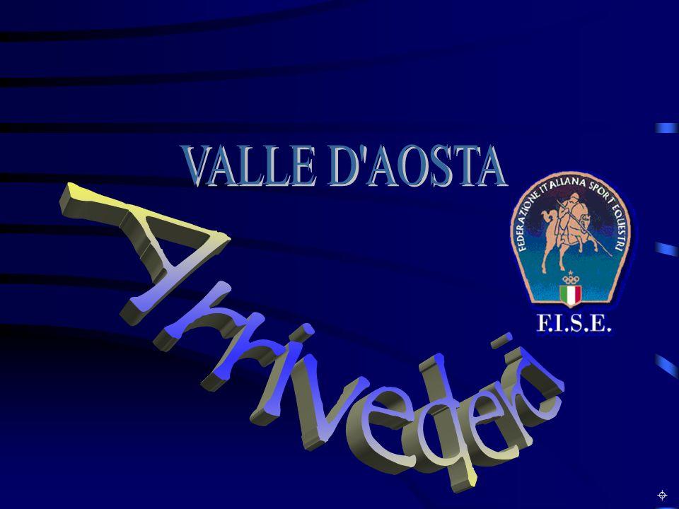 Arrivederci VALLE D AOSTA ±