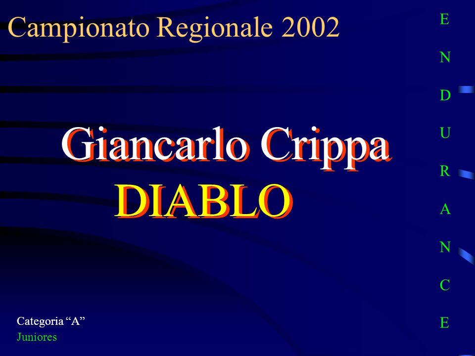 Giancarlo Crippa DIABLO