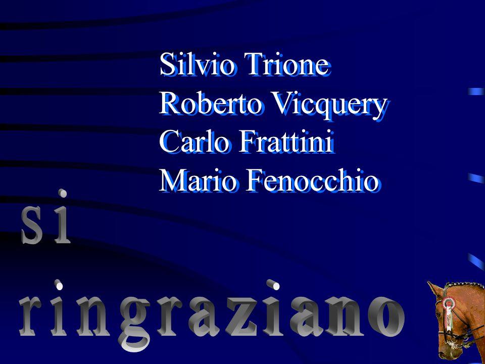 Silvio Trione Roberto Vicquery Carlo Frattini Mario Fenocchio s i
