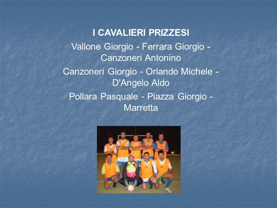 Vallone Giorgio - Ferrara Giorgio - Canzoneri Antonino