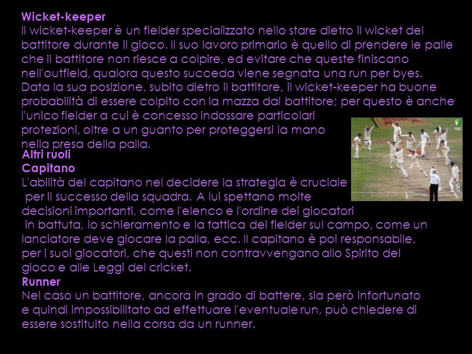 Wicket-keeper