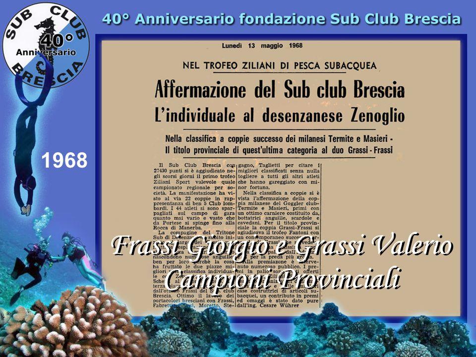 Frassi Giorgio e Grassi Valerio