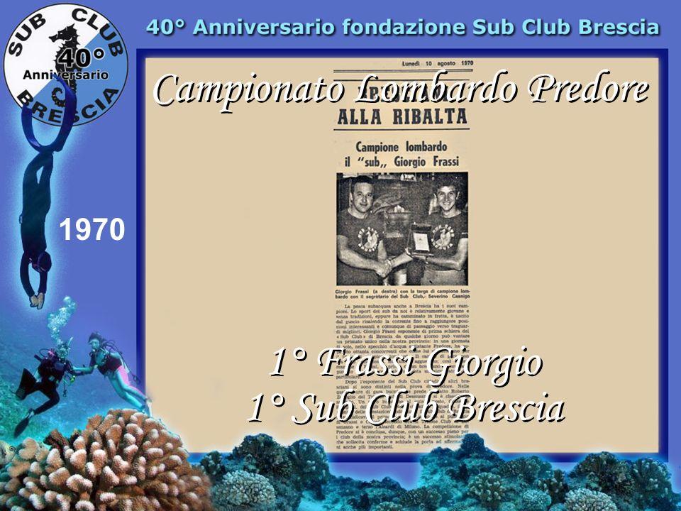 Campionato Lombardo Predore