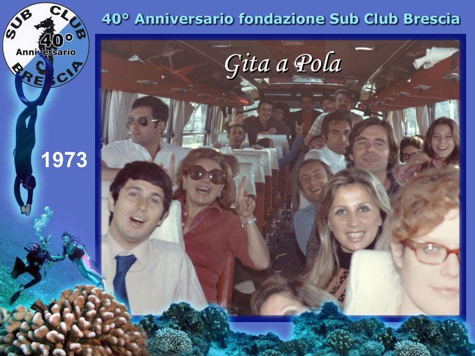 Gita a Pola 1973
