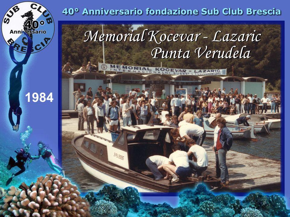 Memorial Kocevar - Lazaric