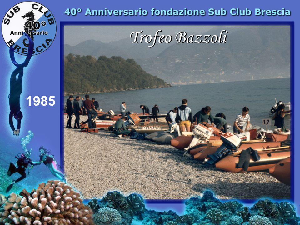 Trofeo Bazzoli 1985