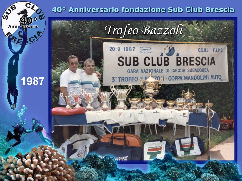 Trofeo Bazzoli 1987