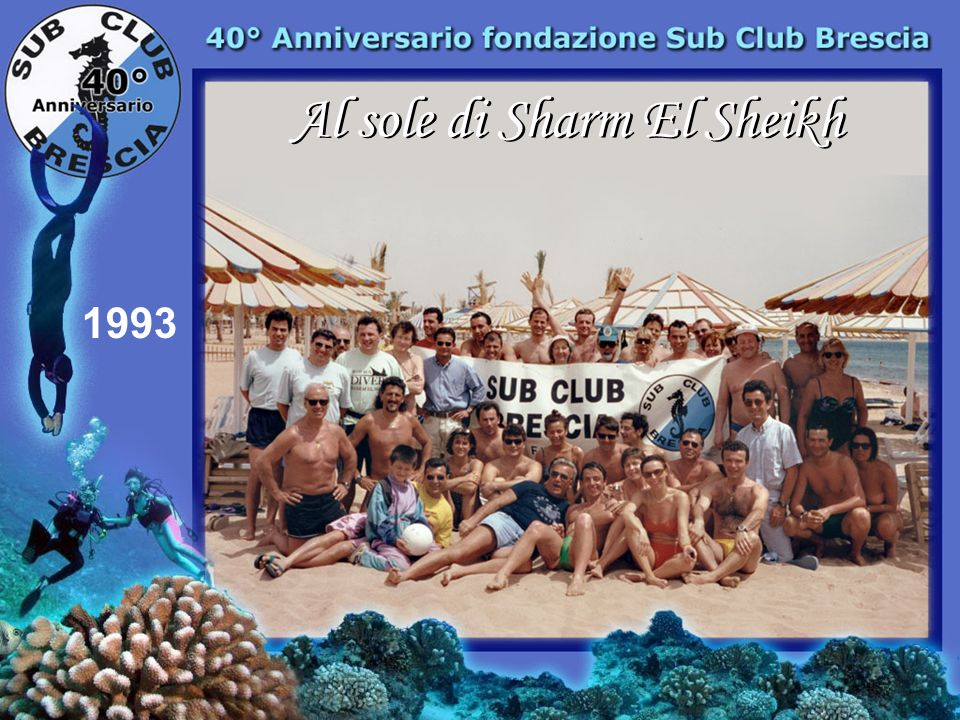 Al sole di Sharm El Sheikh