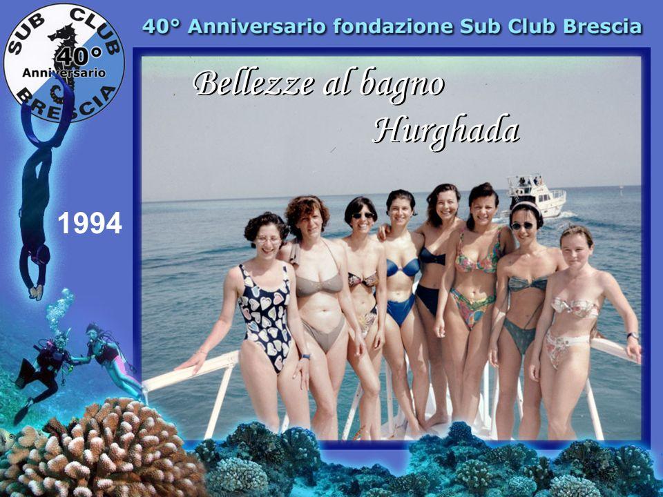 Bellezze al bagno Hurghada 1994
