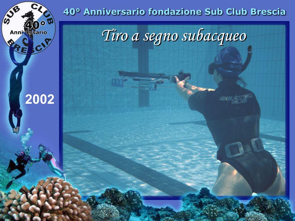 Tiro a segno subacqueo 2002