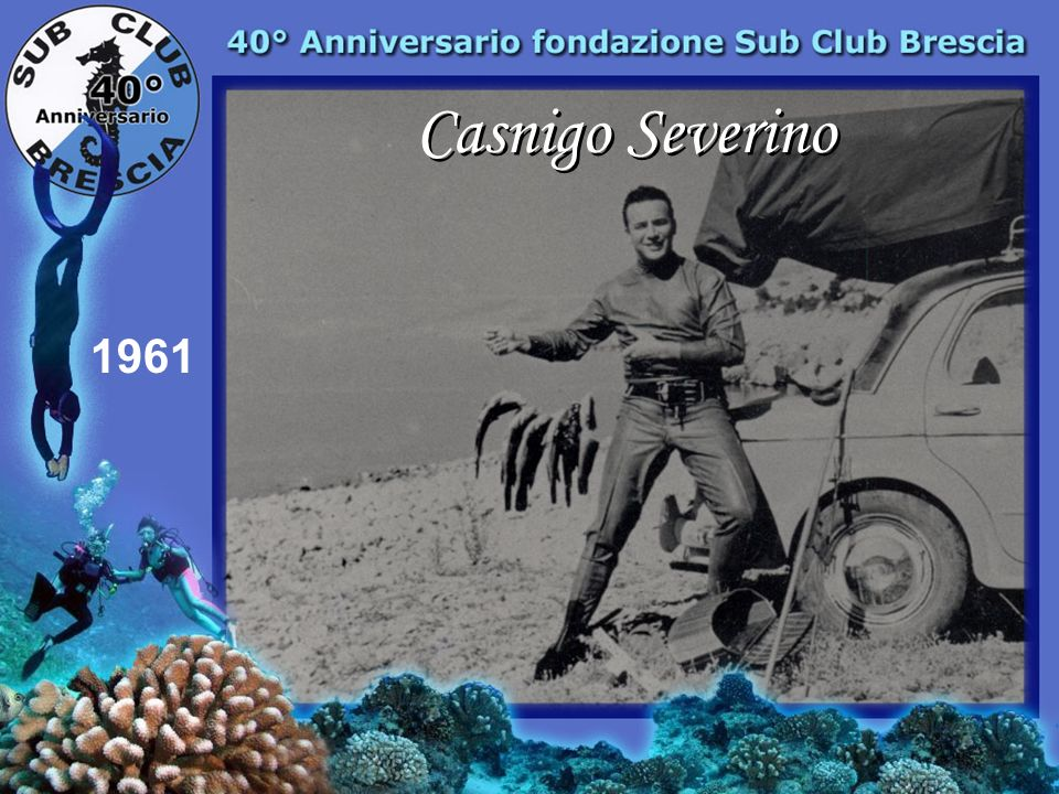 Casnigo Severino 1961