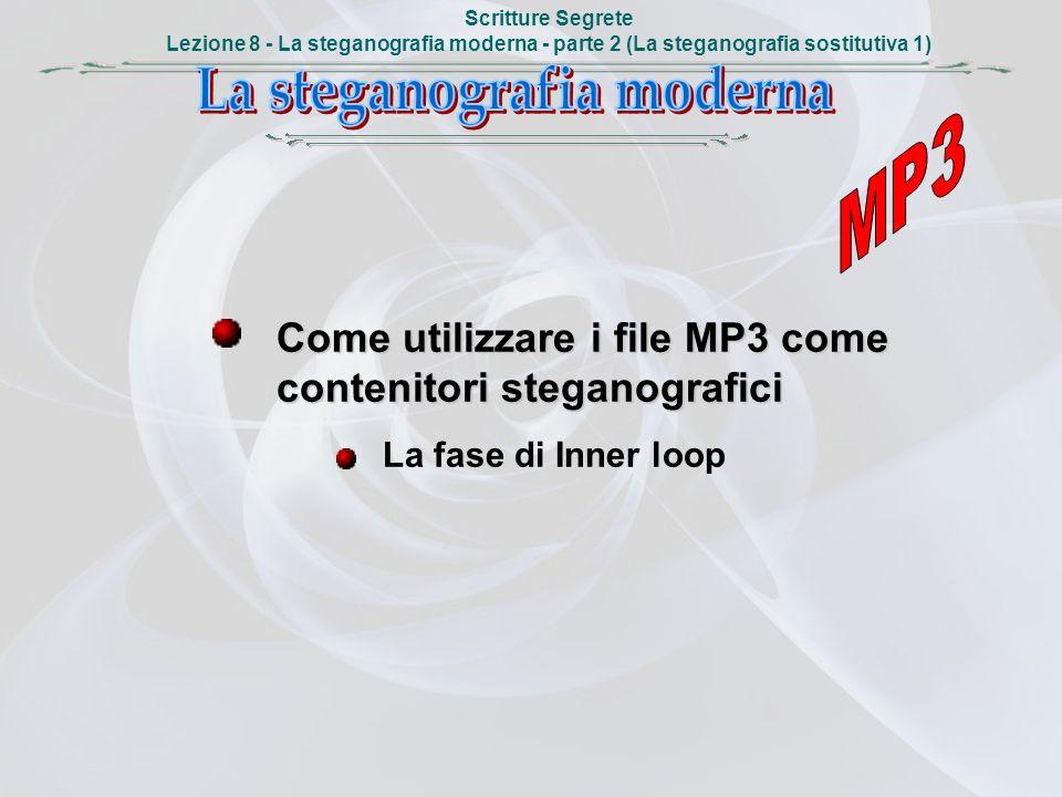 La steganografia moderna