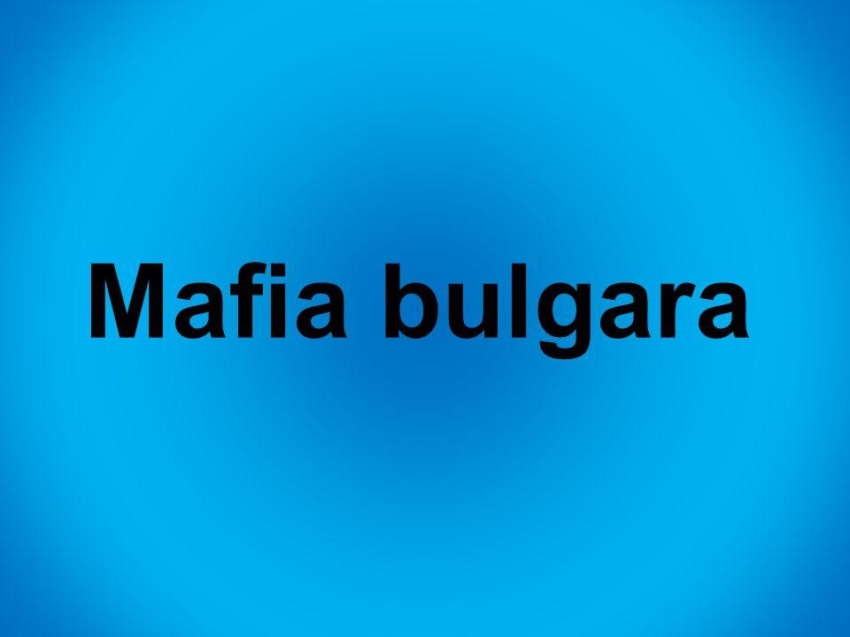 Mafia bulgara