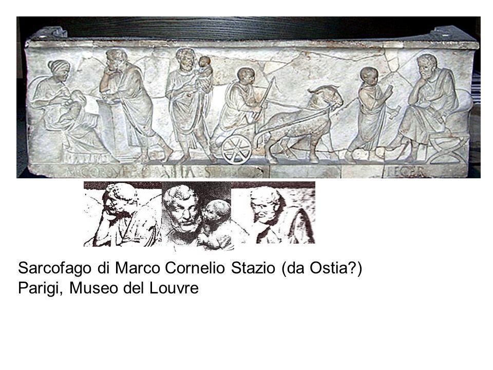 Sarcofago di Marco Cornelio Stazio (da Ostia )
