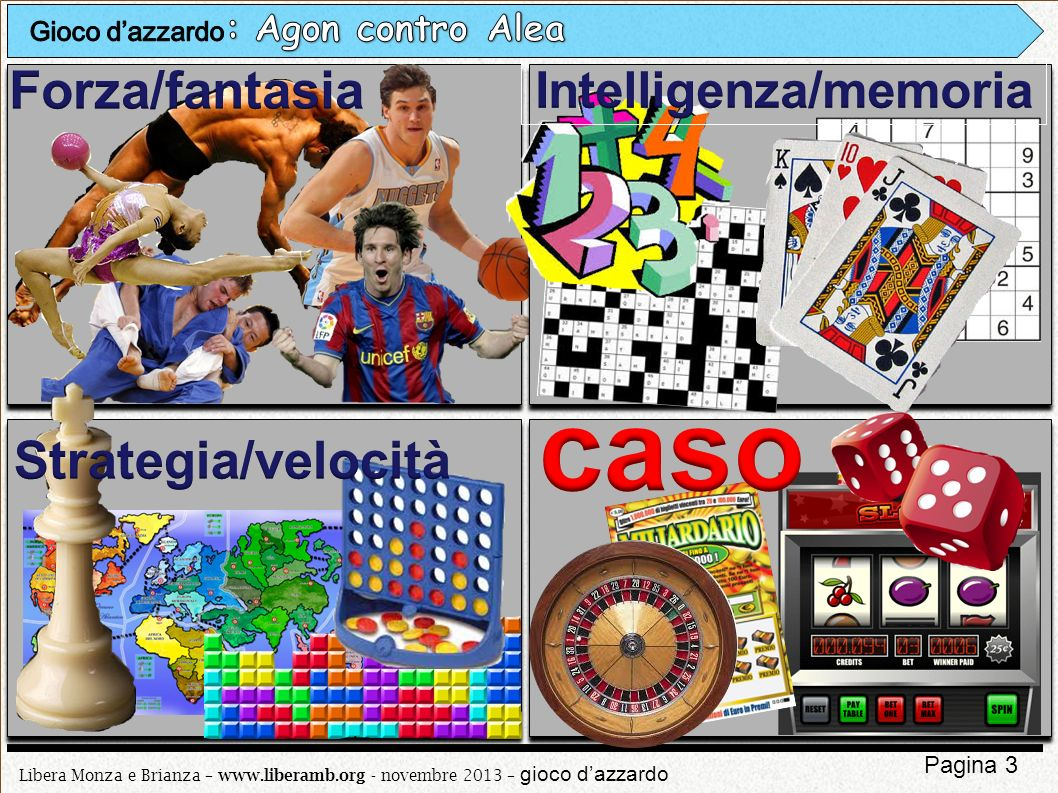 Intelligenza/memoria
