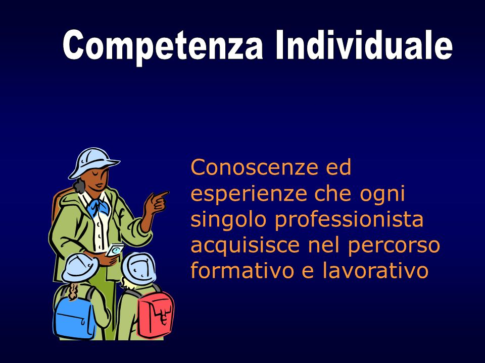 Competenza Individuale