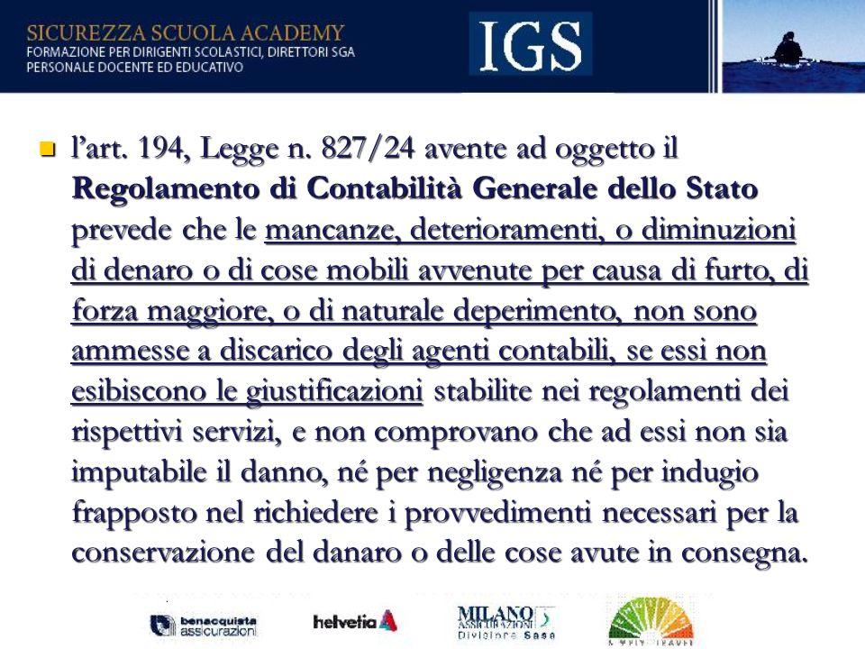 l'art. 194, Legge n.