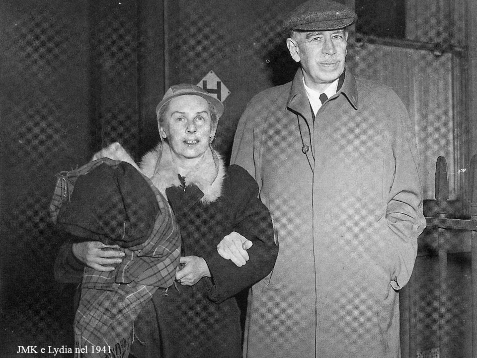 JMK e Lydia nel 1941