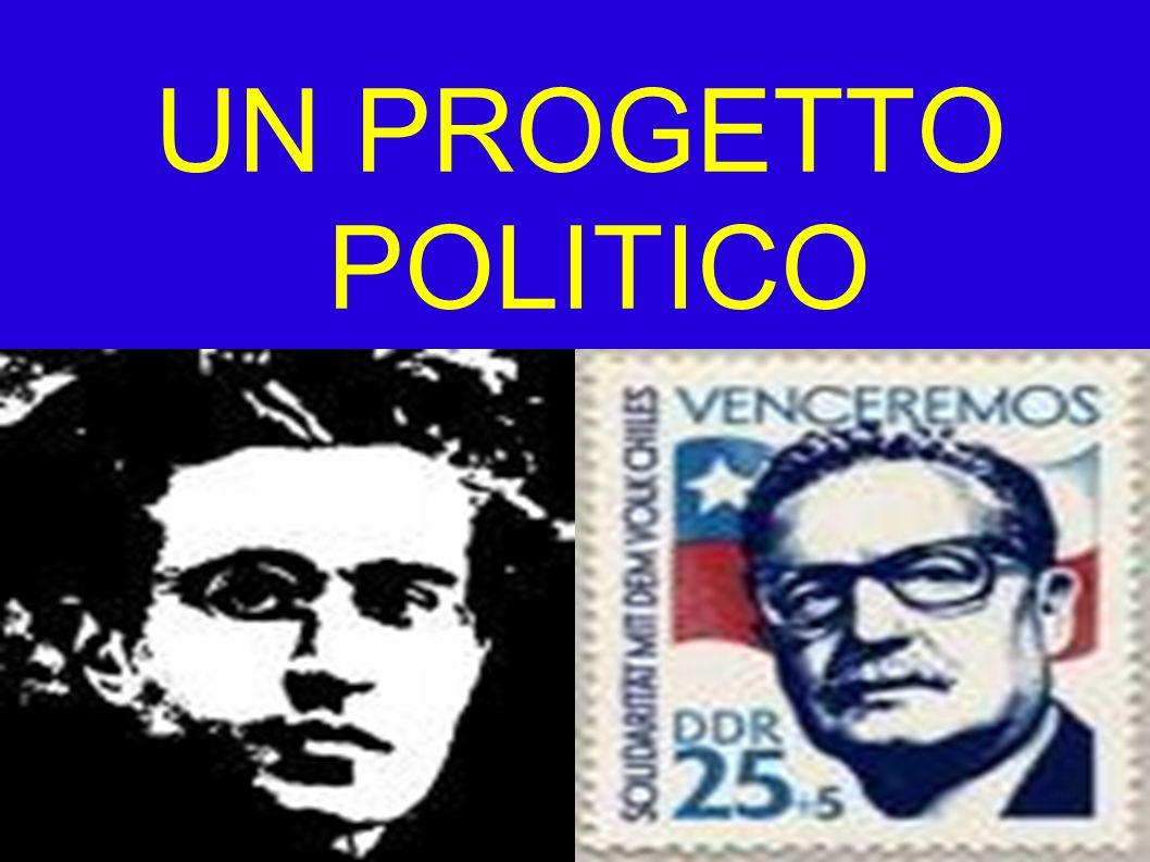 UN PROGETTO POLITICO