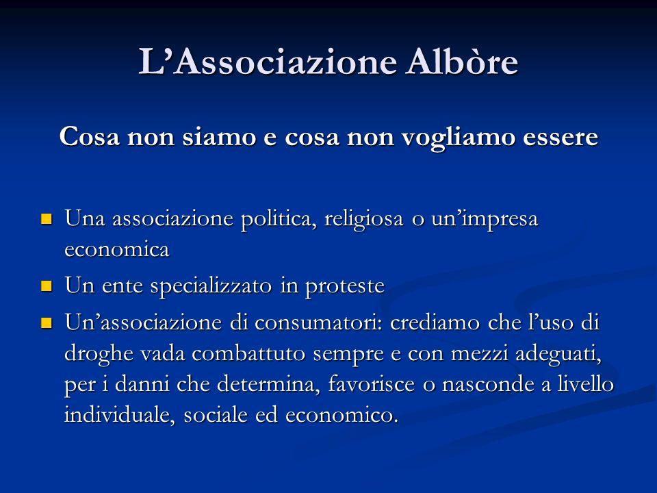 L'Associazione Albòre