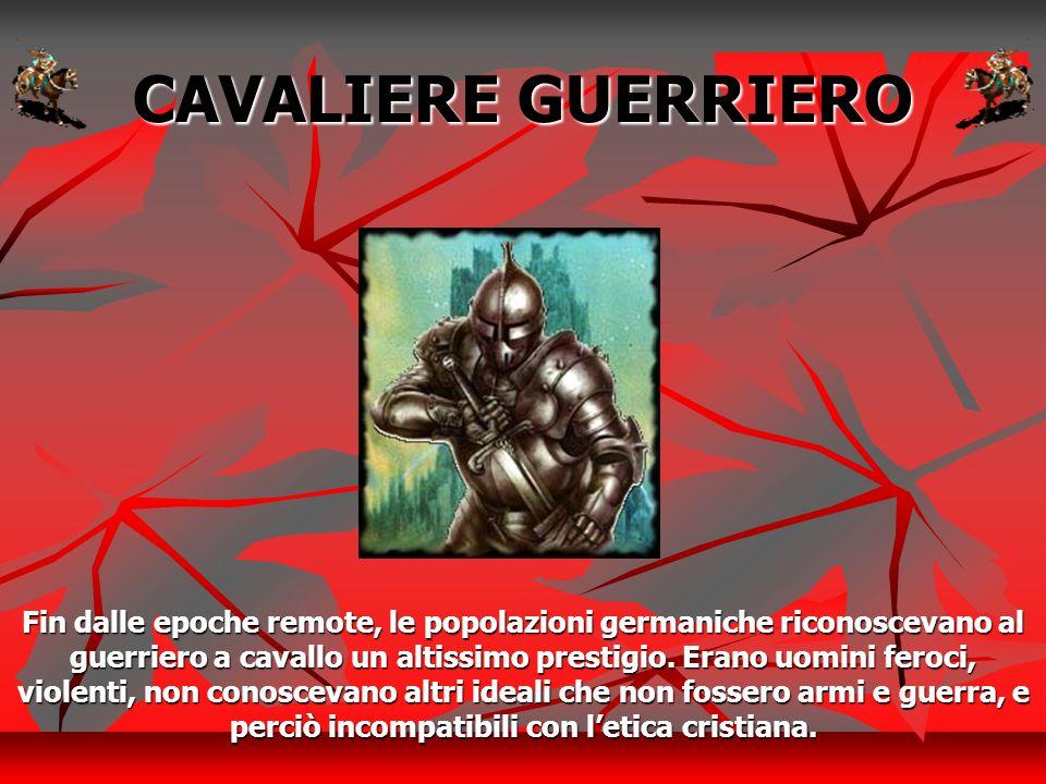 CAVALIERE GUERRIERO