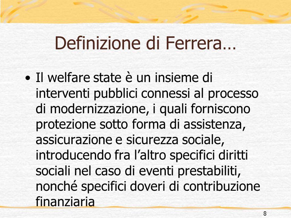 Definizione di Ferrera…