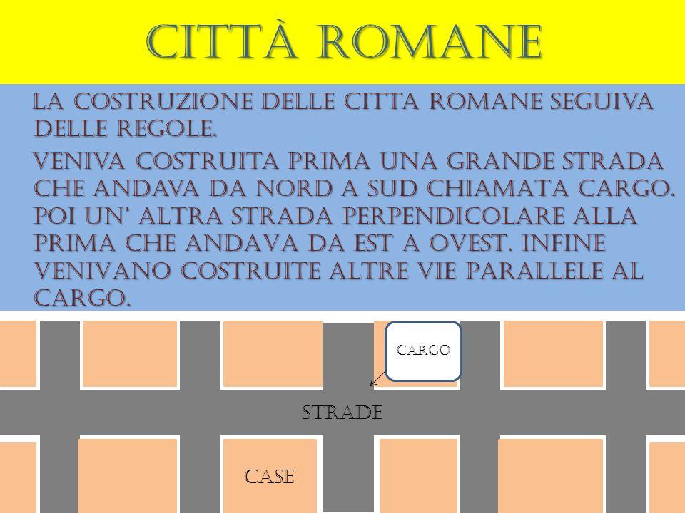 Città romane