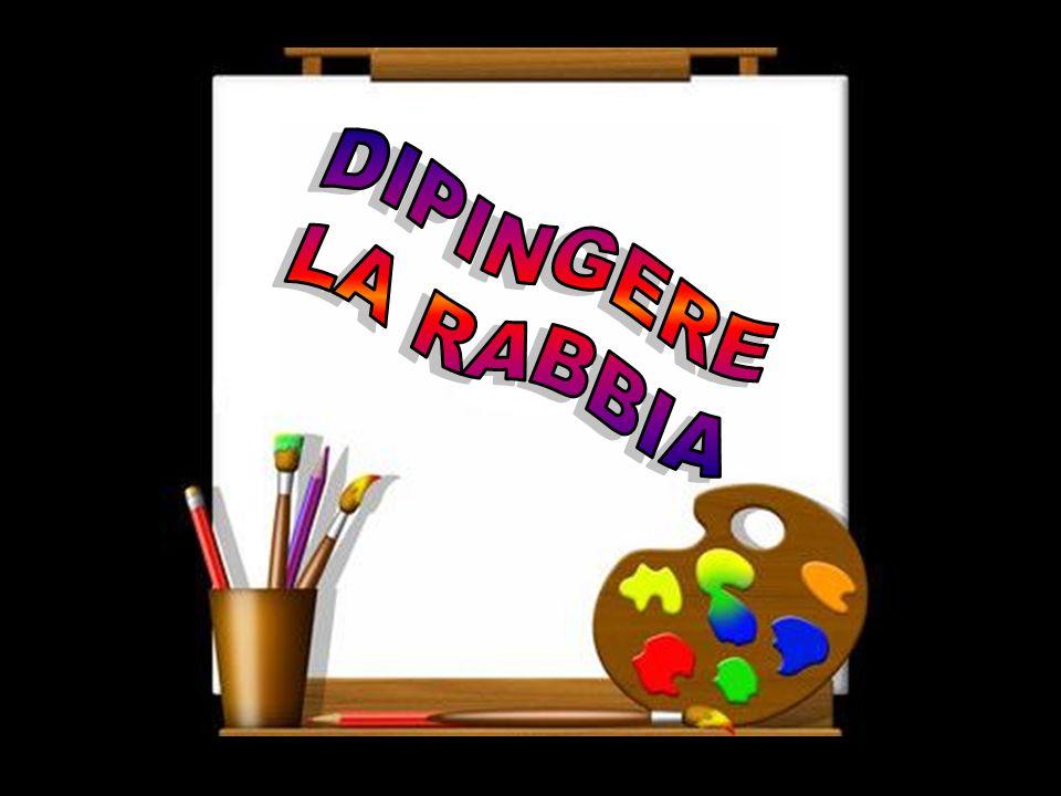 DIPINGERE LA RABBIA