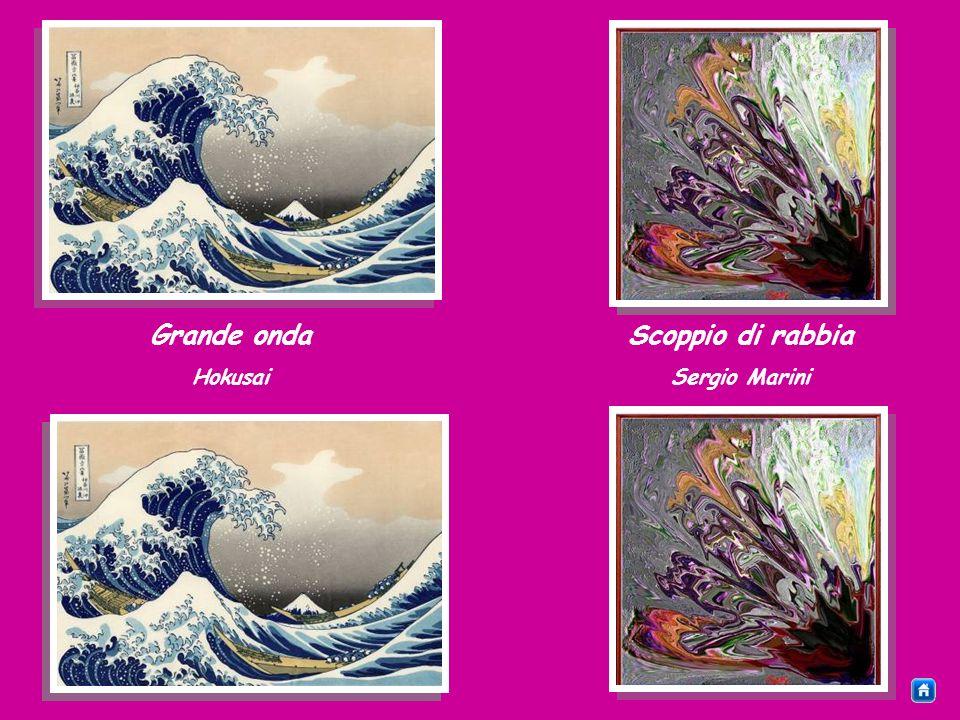 Grande onda Scoppio di rabbia