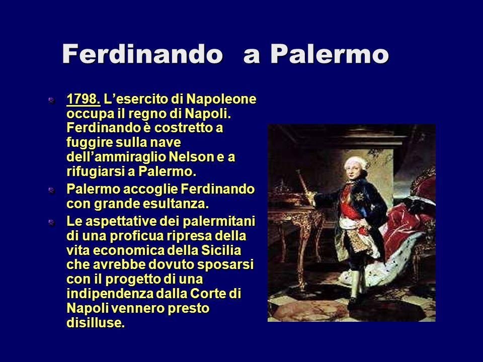 Ferdinando a Palermo