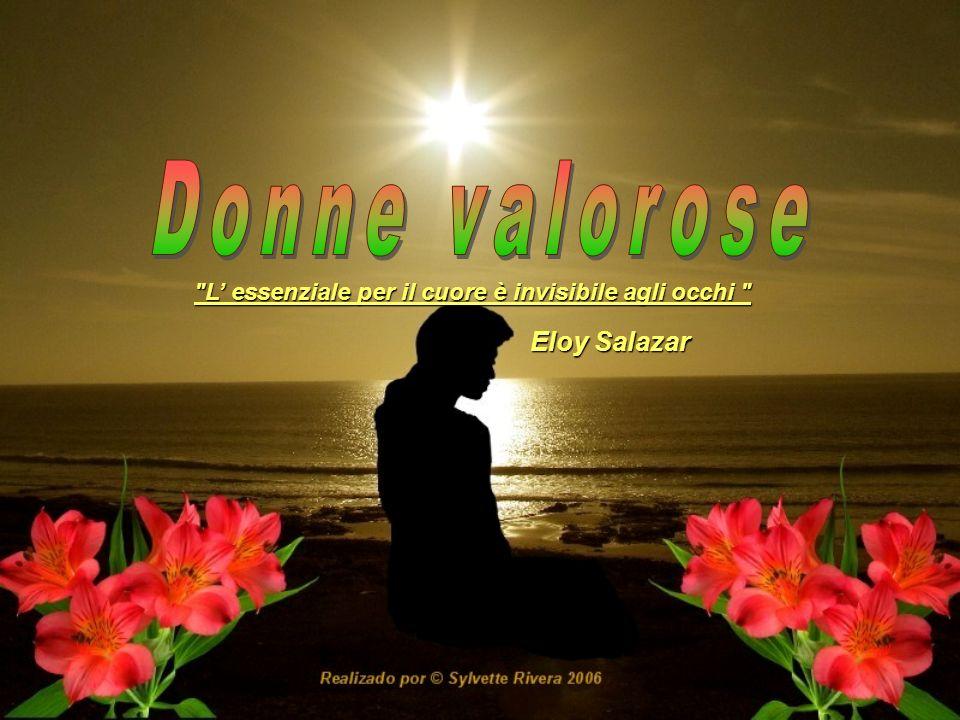 Donne valorose Eloy Salazar