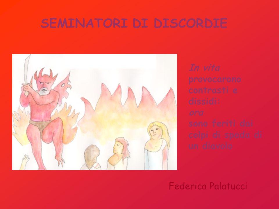 SEMINATORI DI DISCORDIE