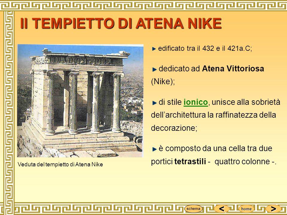 Il TEMPIETTO DI ATENA NIKE