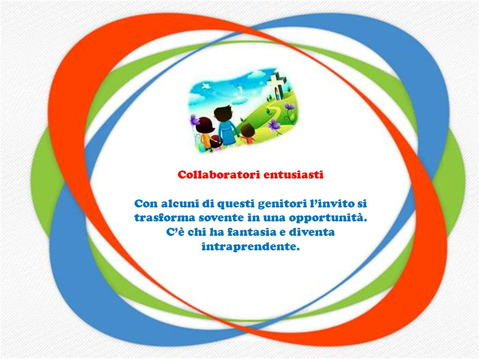 Collaboratori entusiasti