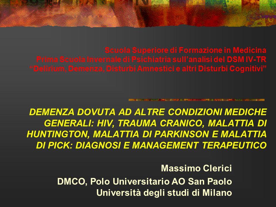 DMCO, Polo Universitario AO San Paolo Università degli studi di Milano