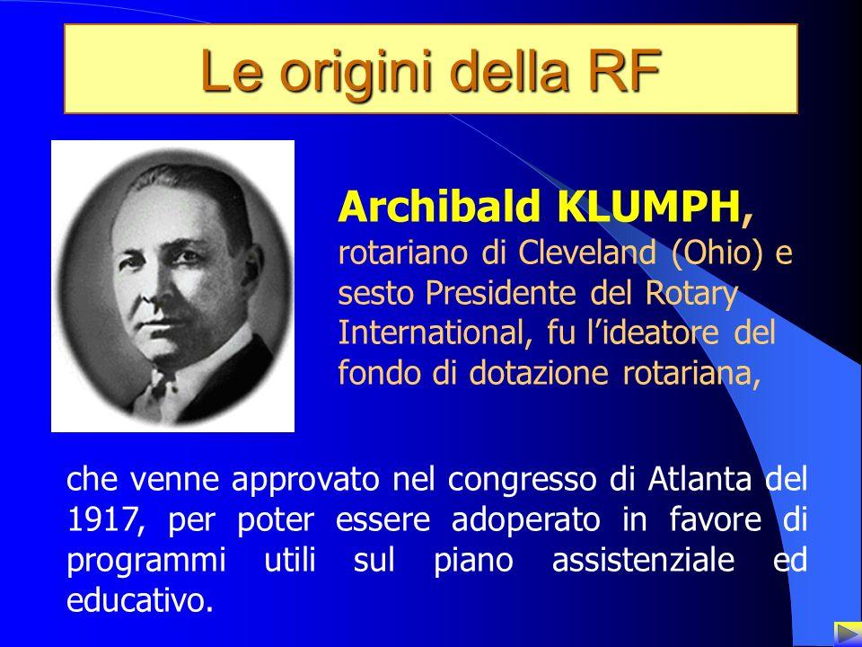 Le origini della RF