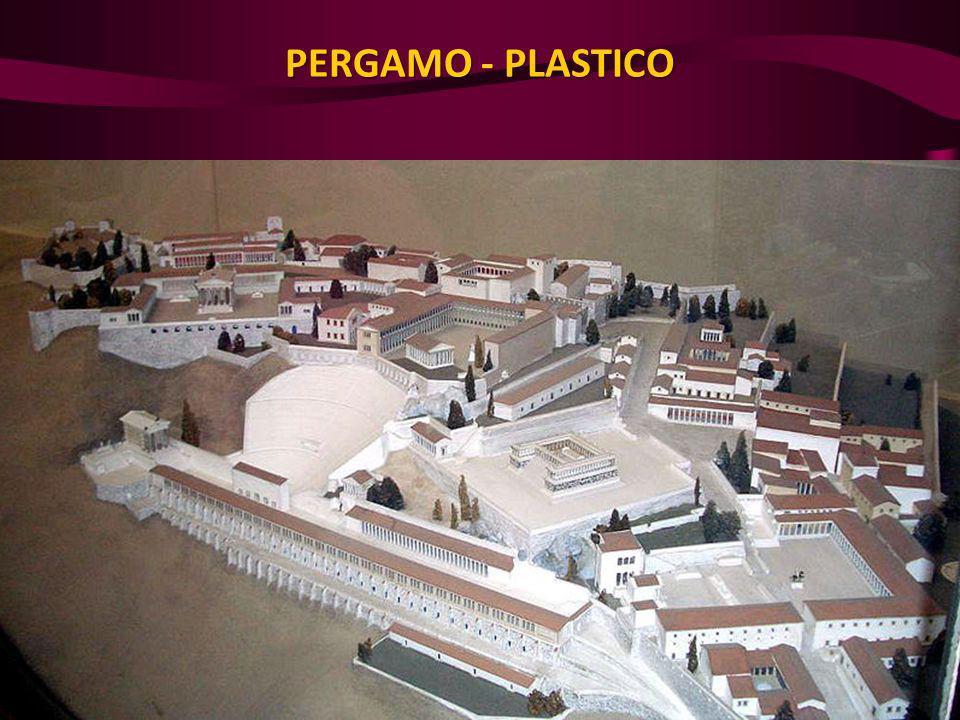 PERGAMO - PLASTICO