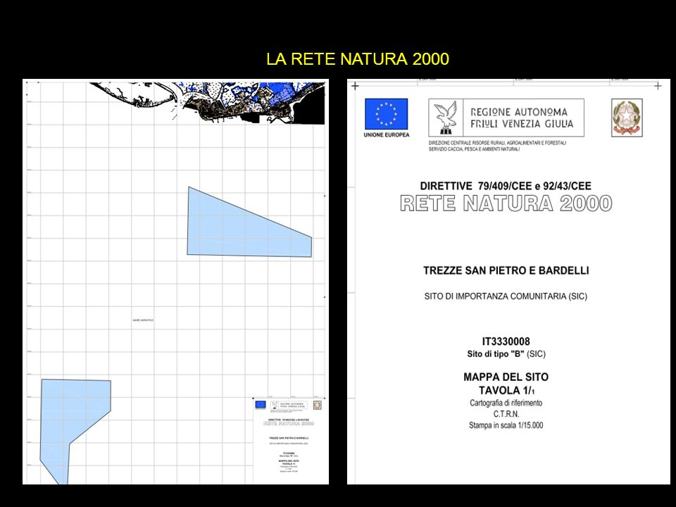 LA RETE NATURA 2000