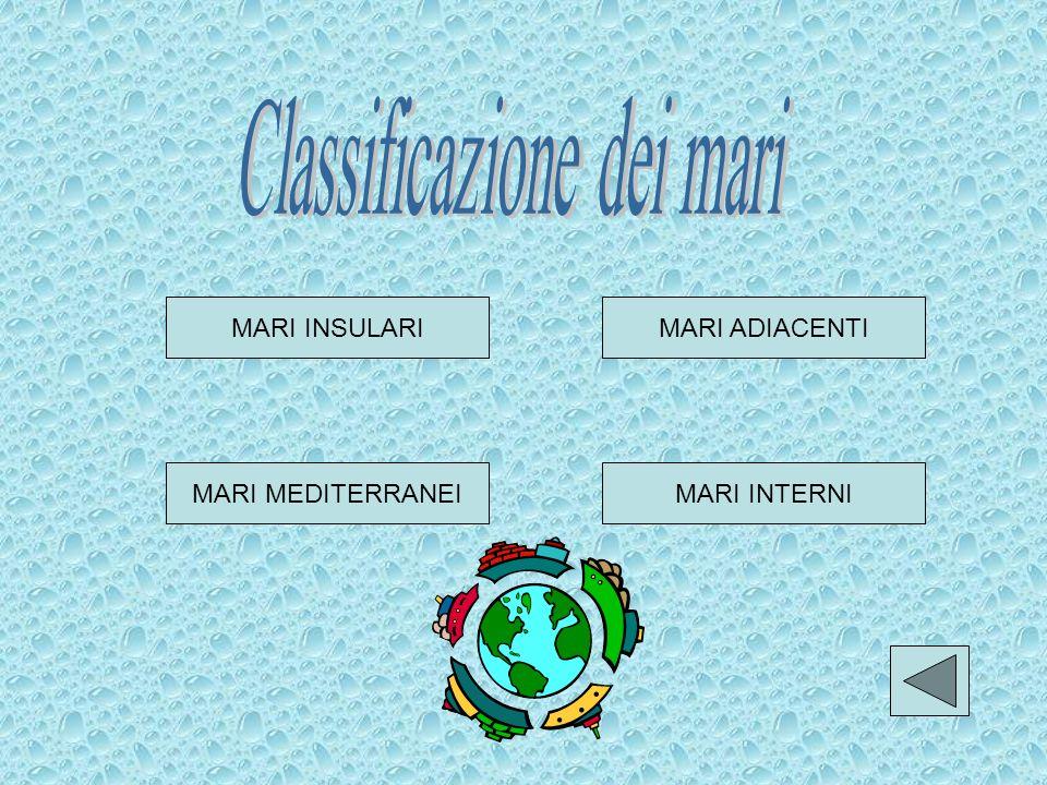 Classificazione dei mari