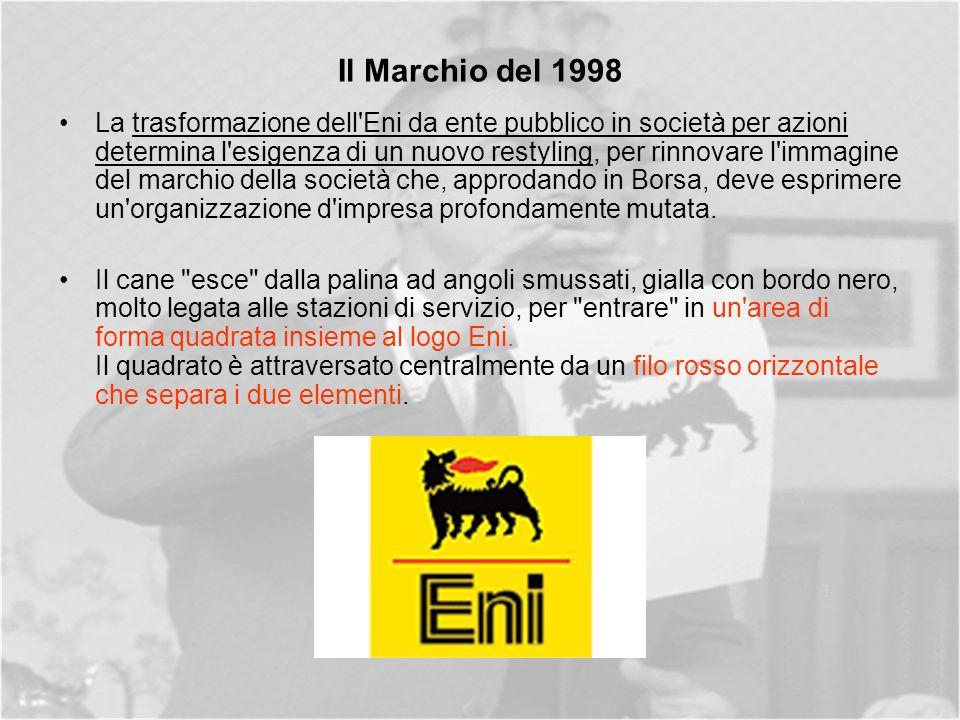 Il Marchio del 1998