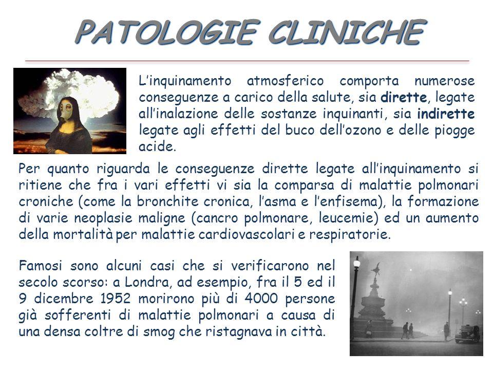 PATOLOGIE CLINICHE