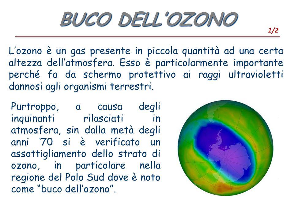 BUCO DELL'OZONO 1/2.