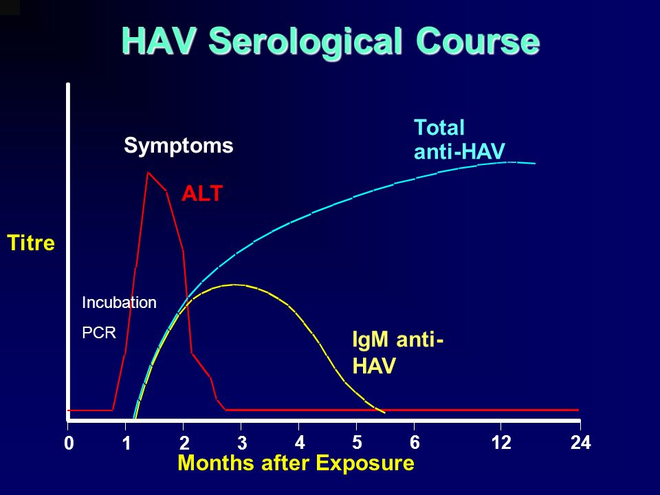 HAV Serological Course