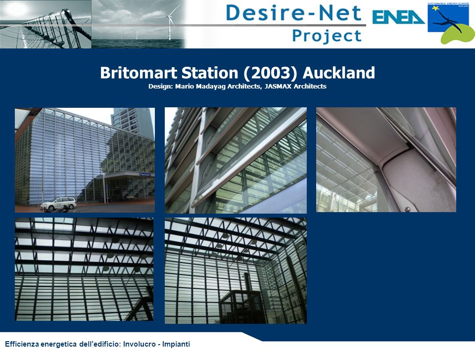 Britomart Station (2003) Auckland Design: Mario Madayag Architects, JASMAX Architects