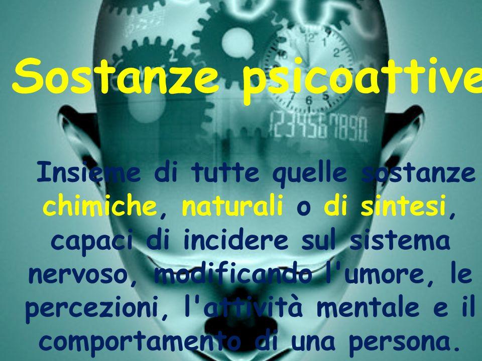 Sostanze psicoattive