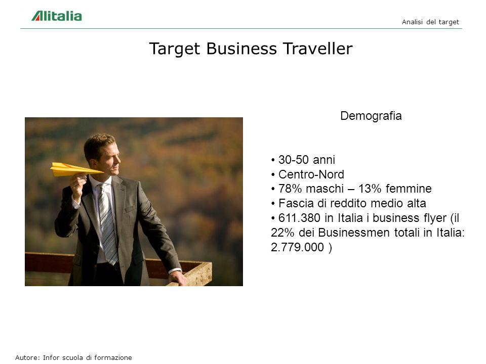 Target Business Traveller