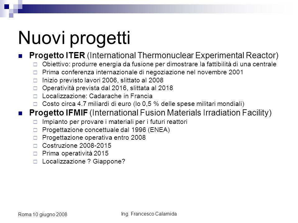 Ing. Francesco Calamida